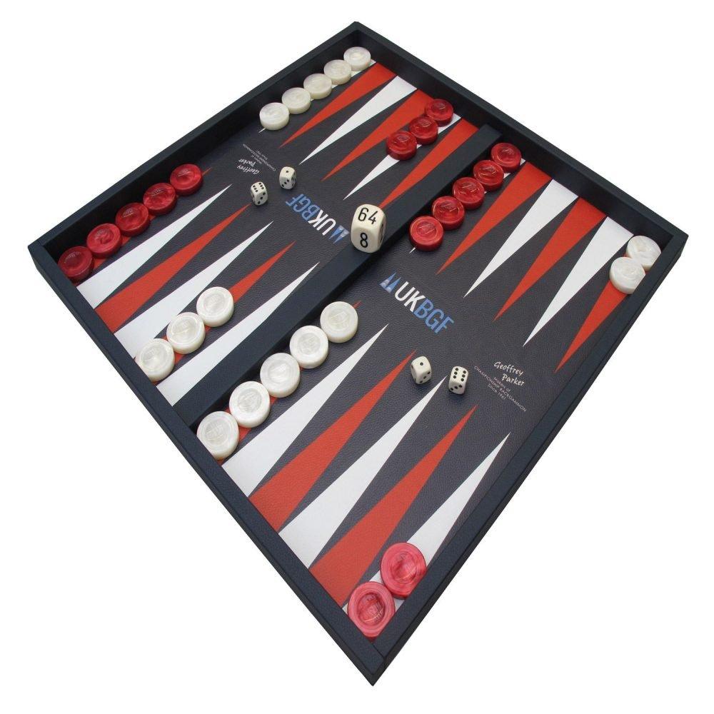 Rolling Doubles In Backgammon