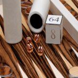 Luxury Backgammon | Custom backgammon | Backgammon Board | Backgammon Set | Geoffrey Parker Luxury Games