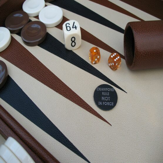 Geoffrey Parker | Acrylic Backgammon | Custom Backgammon | Acrylic Checkers | Acrylic Stones