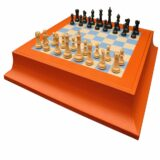Custom Chess Set | Staunton chess set | Luxury Chess Set | Geoffrey Parker Chess Set | Luxury Games