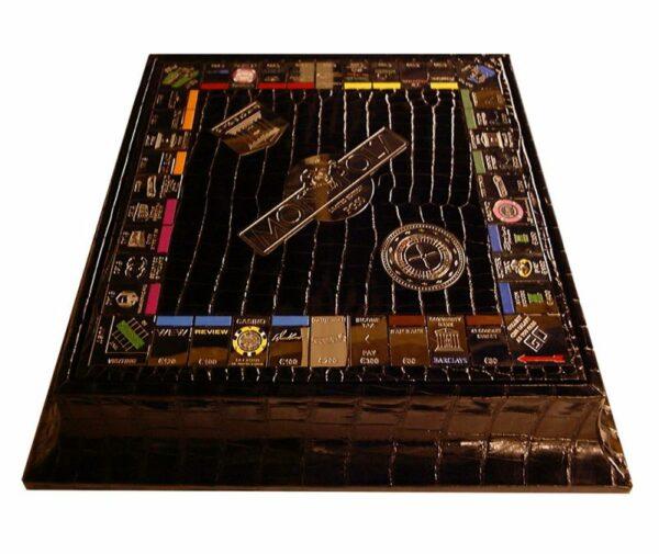 Luxury Monopoly | Custom Monopoly | Bespoke Monopoly | Personalised Present | Luxury Wedding Gift