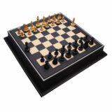 Luxury Chess Sets | Crystal Chess Set | Staunton Chess Set