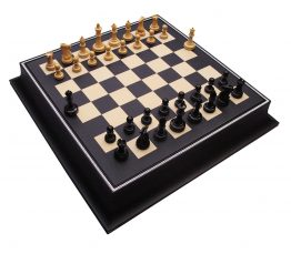 Luxury Chess Sets | Crystal Chess Set | Staunton Chess Set