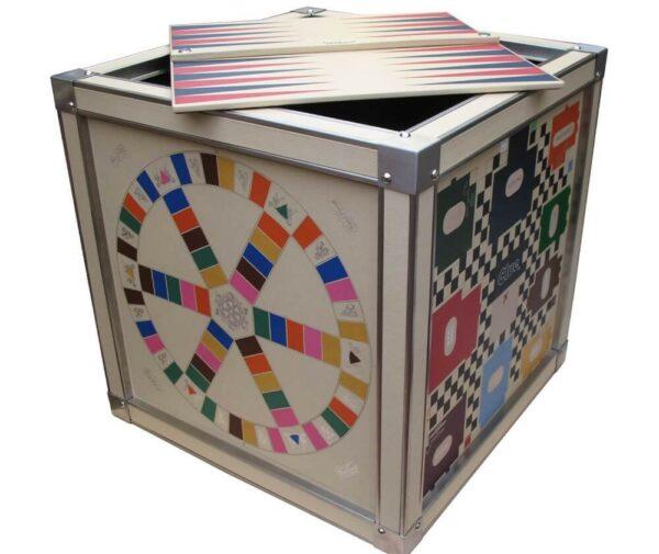 Game Cube | Geoffrey Parker | Luxury Games