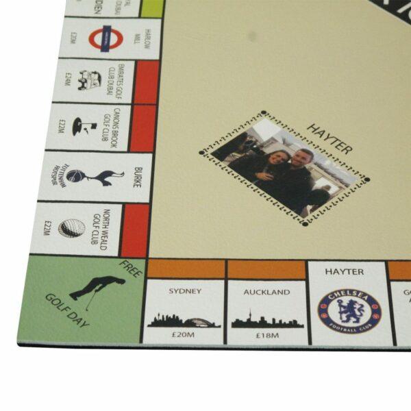 Luxury Monopoly   Custom Monopoly   Bespoke Monopoly   Personalised Present   Luxury Wedding Gift