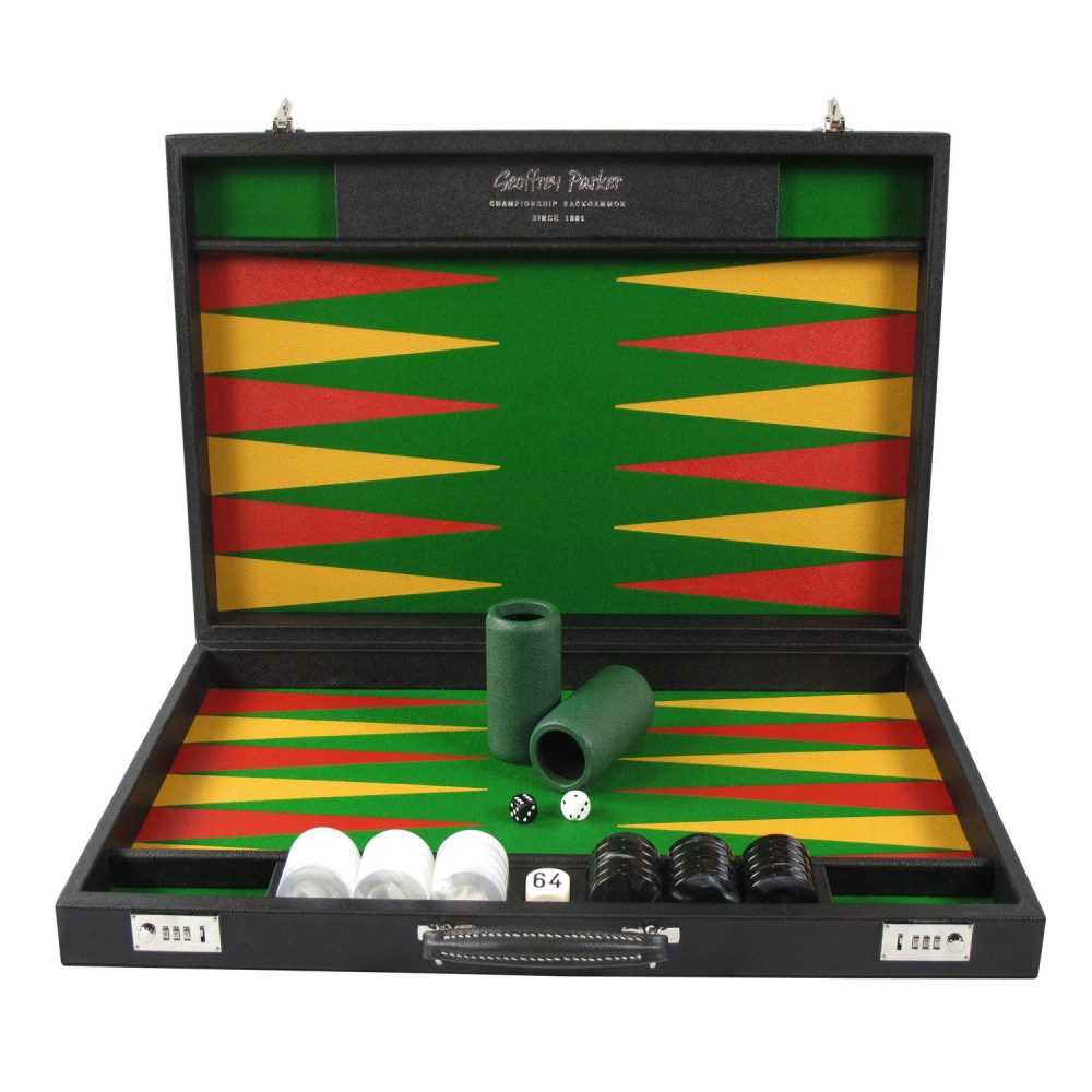 Luxury Backgammon | Custom backgammon | Backgammon Board | Backgammon Set | Geoffrey Parker Luxury Games
