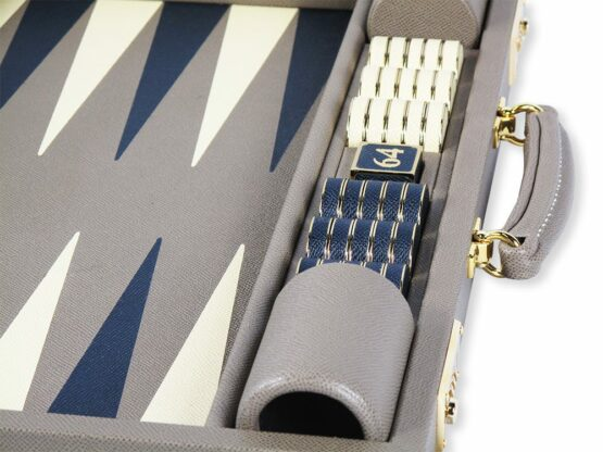 Luxury Backgammon | handmade In England Custom Backgammon | Luxury Backgammon | Geoffrey Parker Backgammon