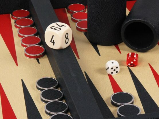 Luxury Backgammon | Custom Backgammon