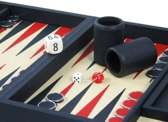 Luxury Backgammon | Custom backgammon | Backgammon Board | Backgammon Set | Geoffrey Parker Luxury Games | Geoffrey Parker