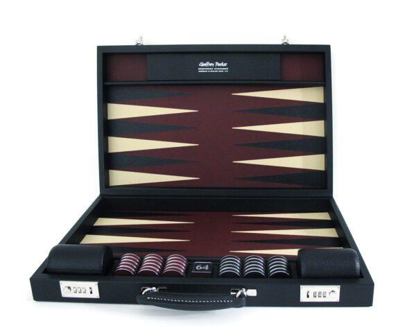Geoffrey Parker Backgammon For Sale | Luxury Backgammon