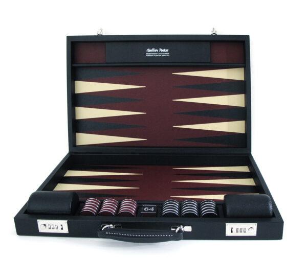 Geoffrey Parker Backgammon For Sale   Luxury Backgammon