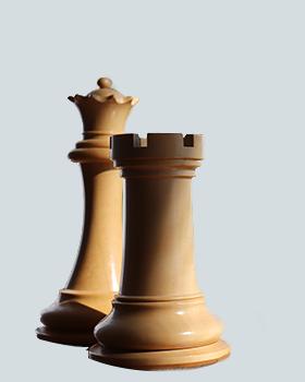 Luxury Chess Set | Custom Chess Set | Bespoke Chess Set | Geoffrey Parker Chess Set