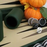 Geoffrey Parker   Luxury Backgammon   Handmade In England