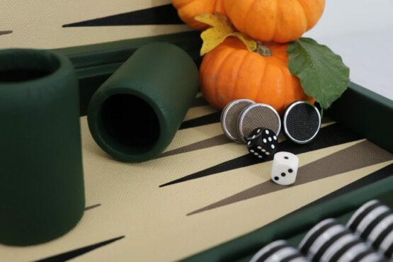 Geoffrey Parker | Luxury Backgammon | Handmade In England