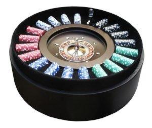 Geoffrey Parker | Roulette drum | Luxury Games