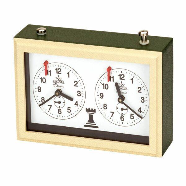 Luxury Chess Clock   Geoffrey Parker