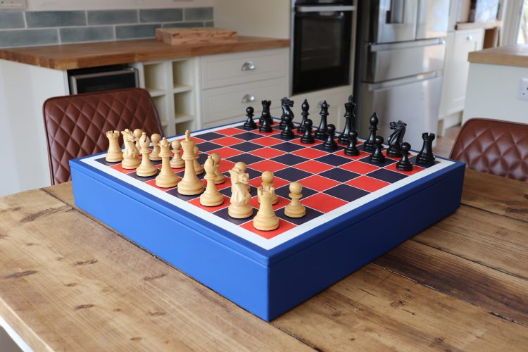 Luxury Chess Set - Geoffrey Parker