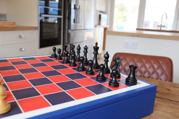 Luxury Chess Set   Geoffrey Parker