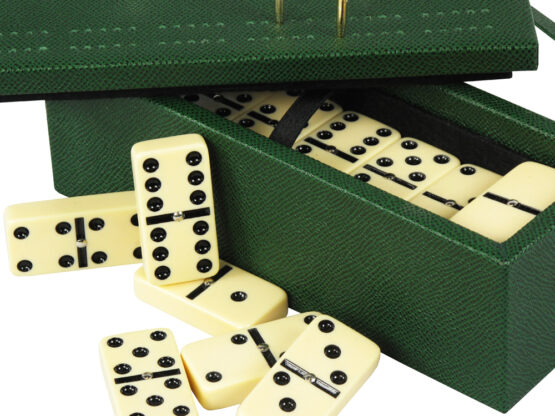 Luxury Domino Cribbage Set