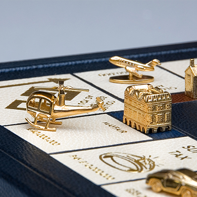 Custom Monopoly | Luxury Monopoly | Bespoke Monopoly