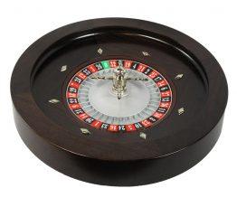 Roulette Wheel | Geoffrey Parker | Luxury Games